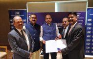 हिमाचल प्रदेश ने किए गुजरात के औद्योगिक घरानों से 780 करोड़ रुपये के एमओयू हस्ताक्षरित