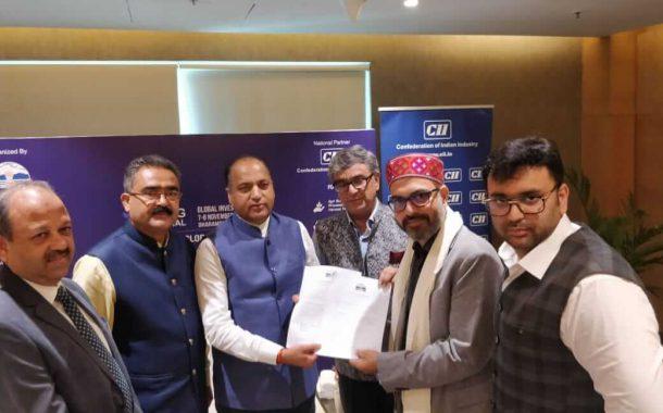 प्रदेश में 23 हजार करोड़ के निवेश को हुए एमओयू-CM जय राम ठाकुर
