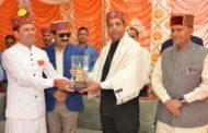 मुख्यमंत्री जय राम ठाकुर ने हिमाचल की समृद्ध संस्कृति व परम्पराओं को संरक्षित रखने का आह्वान किया