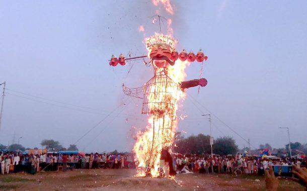 हमीरपुर नगर में दूसरे वर्ष भी नहीं जलेगा रावण, फीकी रहेगी दशहरे की धूम,
