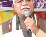 मुख्यमंत्री मनोहर लाल 8 दिसम्बर को करनाल में, विभिन्न कार्यक्रमों में करेगें शिरकत