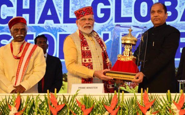 प्रधानमंत्री ने इन्वेस्टर्स मीट आयोजित करने के लिए हिमाचल सरकार के प्रयासों को सराहा