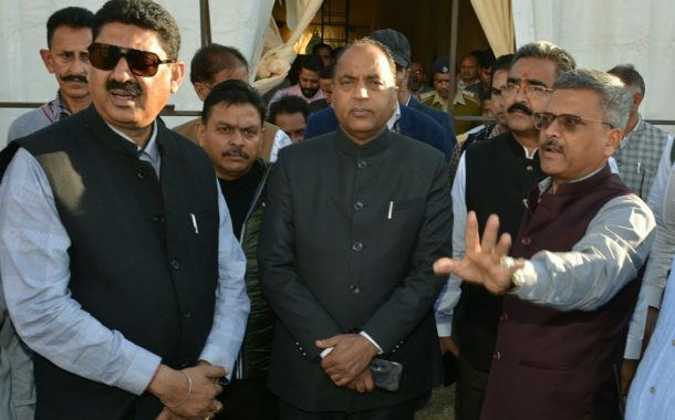 मुख्यमंत्री जय राम ठाकुर ने ग्लोबल इंवेस्टर्स मीट की तैयारियों की समीक्षा की