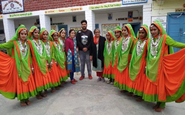 बरयारा की छात्राओं ने प्रदेश भर में चमकाया जिला मंडी का नाम