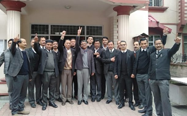 दिल्ली वकीलों के पक्ष में उतरी बार एसोसिएशन