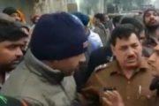 हिमाचल में नही सुरक्षित व्यापारी, नकाबपोशों ने नालागढ़ में बरसाईं गोलियां