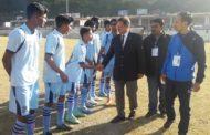 अरुणांचल प्रदेश, महाराष्ट्र और मध्य प्रदेश ने जीते मैच