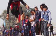 शॉटपुट में नितिन और लॉन्ग जंप में यश कुमार ने पाया पहला स्थान