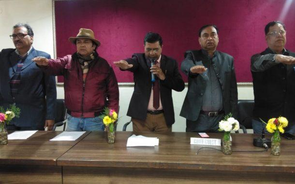नव चेतना मंच के प्रयासों से चलाया जाएगा पुरे प्रदेश में नशा मुक्ति अभियान, डीएवी पीजी कॉलेज से नशा मुक्ति अभियान की शुरुआत
