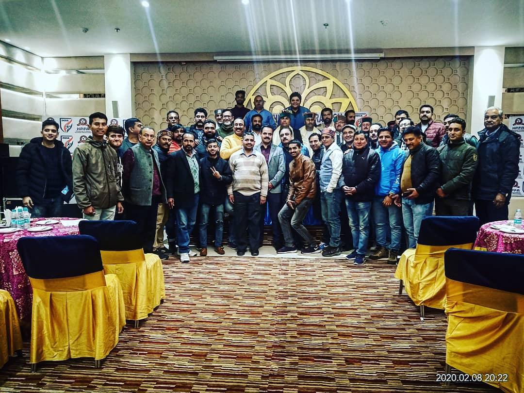 फुटबॉल संघ ने जारी किया अपना वार्षिक कैलेंडर, विदेशी क्लब हिमाचल फुटबॉल संघ के साथ मिलकर करेगा फुटबॉल का उत्थान