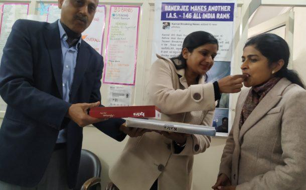 करनाल की बेटी प्रिया ने तीसरा स्थान प्राप्त किया हरियाणा जुडीसियरी सर्विसेज में