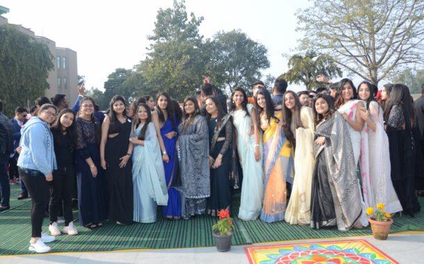 डीपीएस पब्लिक स्कूल में कक्षा बारहवीं के विद्यार्थियों के लिए विदाई समारोह आयोजित