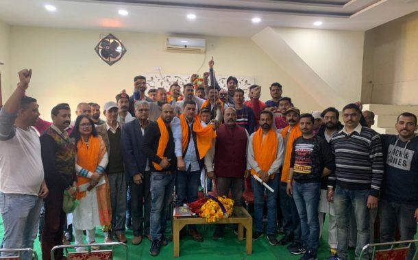 अखिल भारतीय क्षत्रिय महासभा की ऊना में बैठक हुई