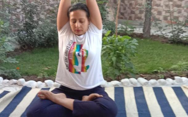 कोरोना से बचाव के लिए सशक्त माध्यम है योग प्राणायाम