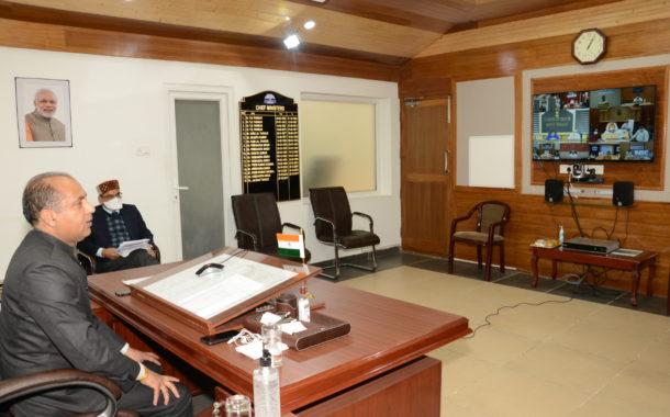 मुख्यमंत्री ने केंद्र सरकार से किया पीपीई,रैपिड डायग्नोस्टिक किट और वेंटिलेटर उपलब्ध करवाने का आग्रह