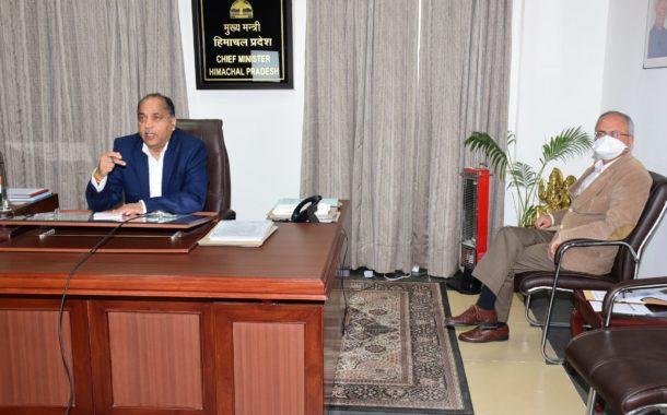 जीवन रक्षक दवाओं का सुचारू उत्पादन सुनिश्चित करने में फार्मा कम्पनियों की मदद करेगी सरकारः मुख्यमंत्री जय राम ठाकुर
