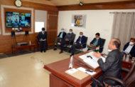 मुख्यमंत्रीजय राम ठाकुरने अधिकारियों को गृह मंत्रालय के निर्देशों का सख्ती से पालन करने के निर्देश दिए