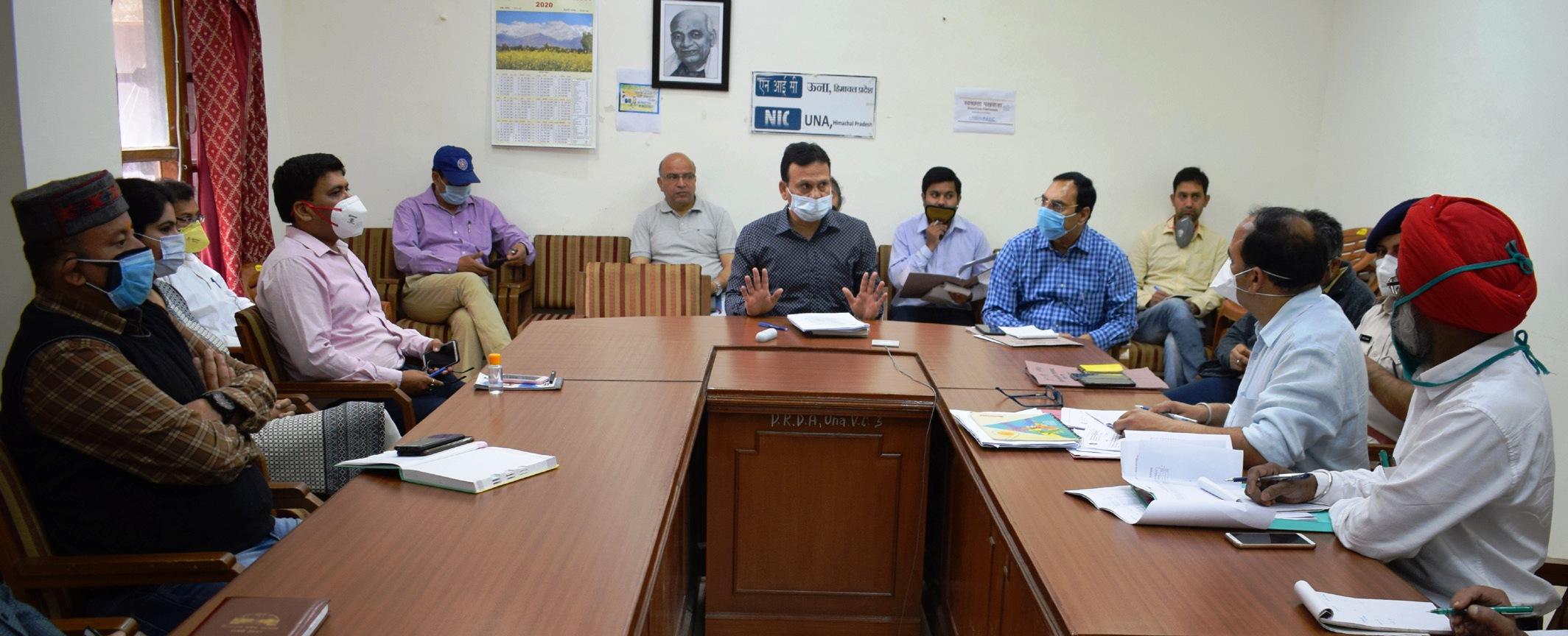 होम क्वारंटीन का उल्लंघन करने पर दर्ज होगा मामलाः संदीप कुमार