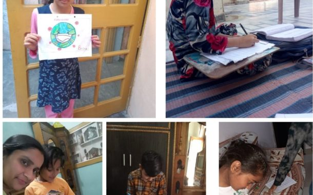 एसएस इंटरनेशनल स्कूल की अनूठी पहल, लॉक डाउन के चलते अब बच्चे करेंगे घरों में बैठकर ऑनलाइन पढ़ाई