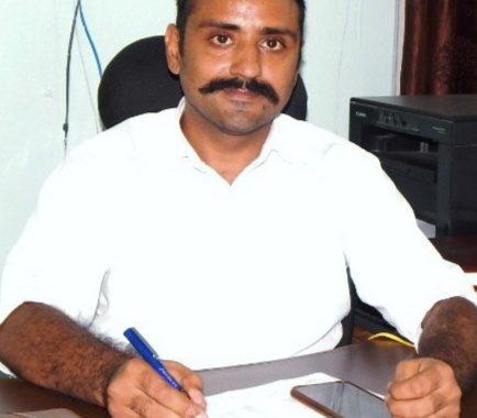 यशपाल सिंह ने संभाला बीडीओ बंगाणा का कार्यभार
