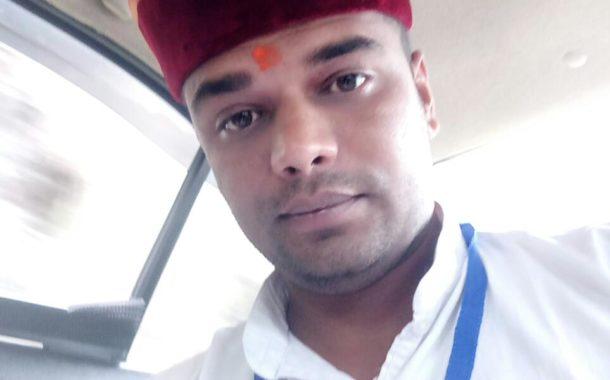 करणवीर राणा भाजपा आईटी विभाग जिला ऊना के प्रधान नियुक्त
