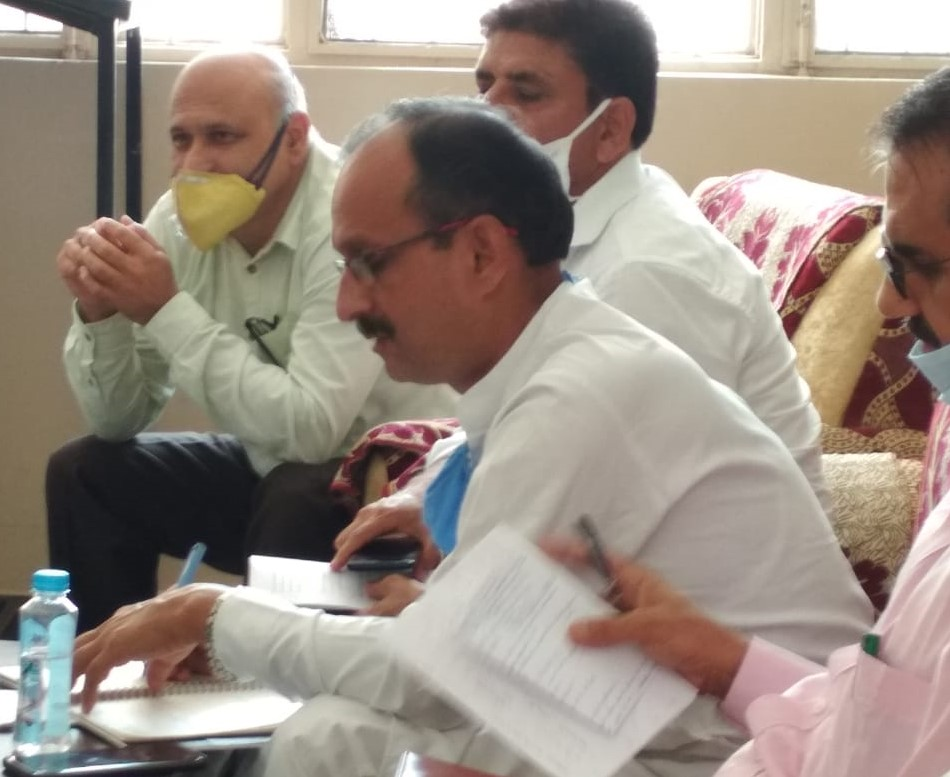 जयराम सरकार शिक्षा क्षेत्र को मजबूत करने के लिए कृत संकल्प -सतपाल सिंह सत्ती
