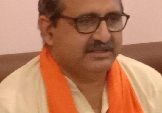 कांग्रेस की राष्ट्रभक्ति पर प्रदेश भाजपा मुख्य प्रवक्ता रणधीर शर्मा ने उठाए सवाल कहाकांग्रेस मेंना कोईनीति,ना ही कोईनेता