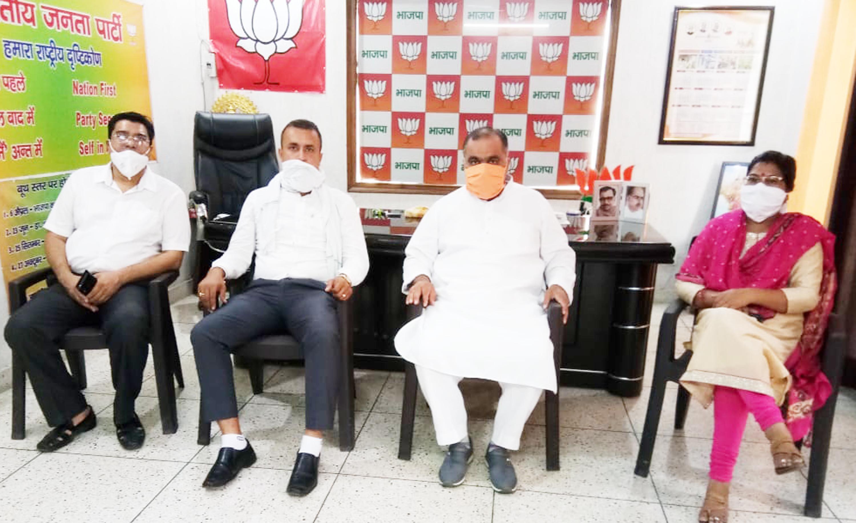 'वोकल फॉर लोकल एंड मेक इट ग्लोबल अभियान देश को बनाएगा आत्मनिर्भर: जगमोहन आनन्द