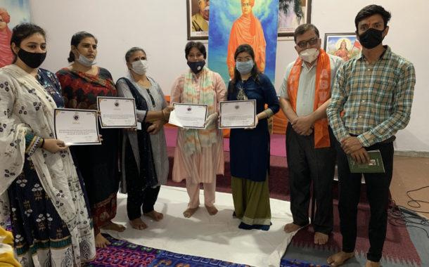 अखिल भारतीय विद्यार्थी परिषद ने मनाया 72 वां स्थापना दिवस, कार्यक्रम में कोरोना वरियर्स को किया सम्मानित