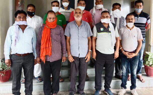 बंगाणा में किसान मोर्चा की बैठक सम्पन्न,37 बूथों पर दस दस प्रभारी नियुक्त होंगे
