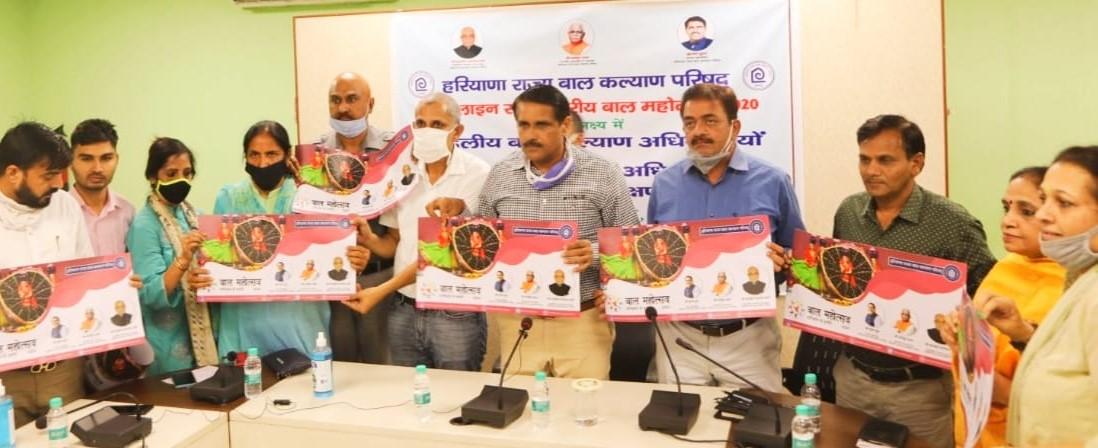 राज्य स्तरीय बाल महोत्सव में 2 लाख से अधिक बच्चे लेंगे भाग : कृष्ण ढुल