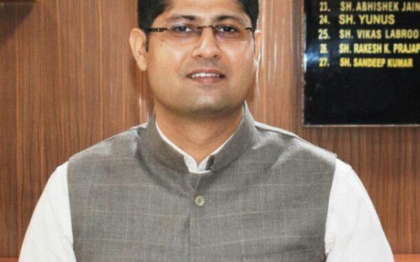 उपायुक्त राघव शर्मा ने किया हिमाचल दिवस की तैयारियों की निरीक्षण