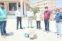 राष्ट्रीय सेवक संघ ने पालकवाह समर्पित कोविड केअर सेंटर को भेंट किए 50 ऑक्सीमीटर