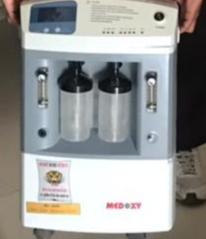 शिवसेना ने प्रदेश अध्यक्ष शिवदत्त वशिष्ट की अगुवाई में जिला प्रशासन ऊना को ऑक्सीजन मशीन भेंट की