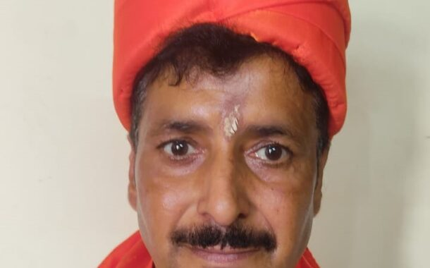 राजेश कुमार (राजू) शिवसेना बाल ठाकरे के राज्यसंघटकनियुक्त किया गया:-एस डी वशिष्ठ